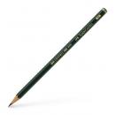 Creion grafit 2B, FABER-CASTELL CASTELL 9000