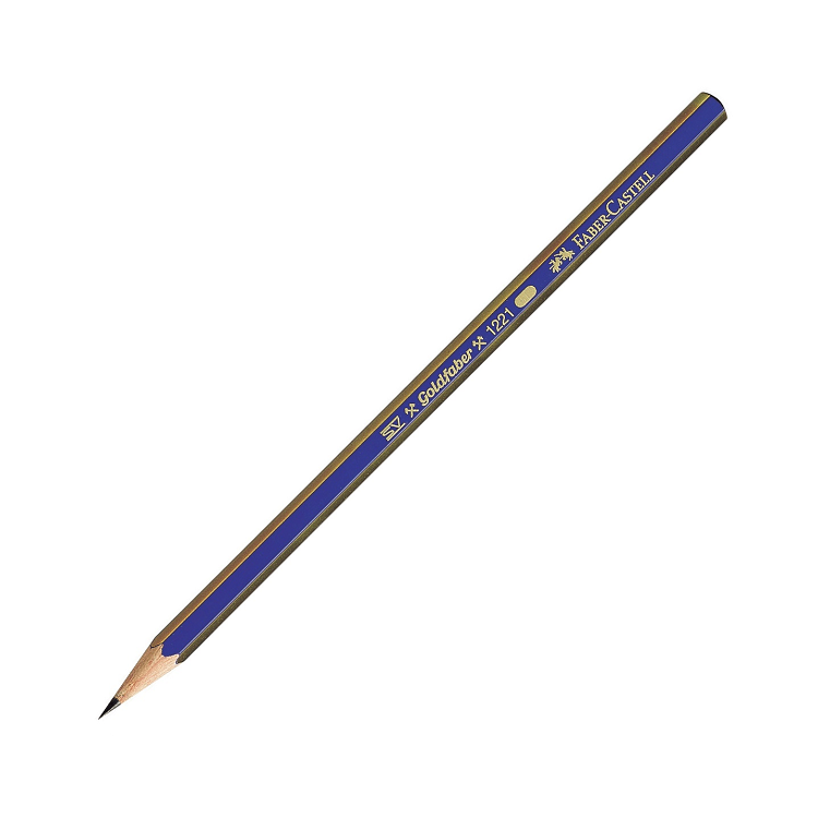 Creion grafit 3B, FABER-CASTELLGoldfaber 1221