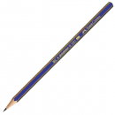Creion grafit B, FABER-CASTELL Goldfaber 1221