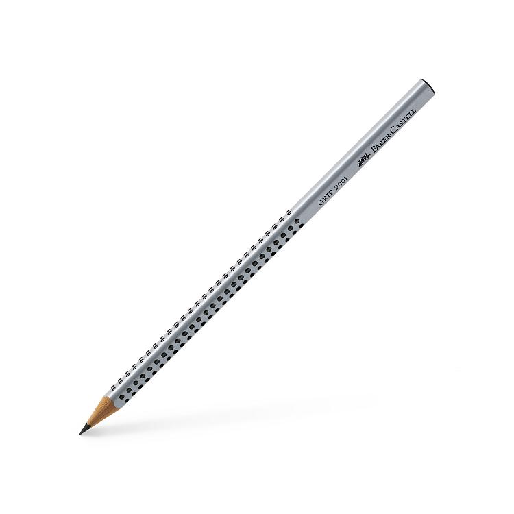 Creion grafit 2B, FABER-CASTELL Grip 2001