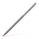 Creion grafit H, FABER-CASTELL Grip 2001