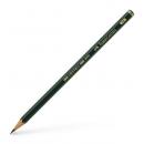 Creion grafit HB, FABER-CASTELL CASTELL 9000