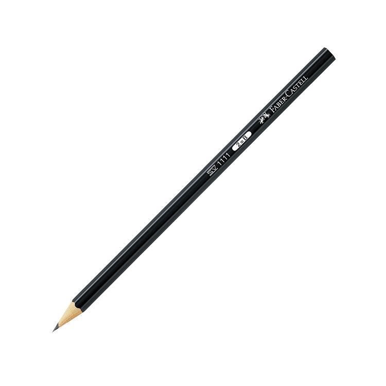 Creion grafit B, FABER-CASTELL 1111