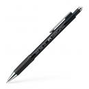 Creion mecanic 0.5mm corp negru, FABER-CASTELL Grip 1345