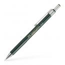 Creion mecanic 0.5mm corp vernil, FABER-CASTELL TK-Fine