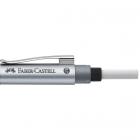 Creion mecanic 0.7mm corp argintiu, FABER-CASTELL Grip 2011