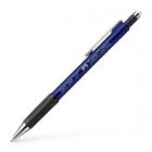 Creion mecanic 0.7mm corp albastru, FABER-CASTELL Grip 1347