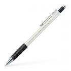 Creion mecanic 0.7mm corp alb, FABER-CASTELL Grip 1347