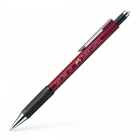 Creion mecanic 0.7mm corp rosu, FABER-CASTELL Grip 1347