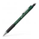 Creion mecanic 0.7mm corp verde, FABER-CASTELL Grip 1347