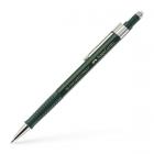Creion mecanic 0.7mm corp verde, FABER-CASTELL TK-Fine Executive