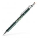 Creion mecanic 1.0mm corp verde, FABER-CASTELL TK-Fine 1369