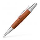Creion mecanic de lux 1.4mm corp maro, FABER-CASTELL E-motion Pearwood