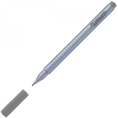 Liner 0.4mm gri, FABER-CASTELL Grip