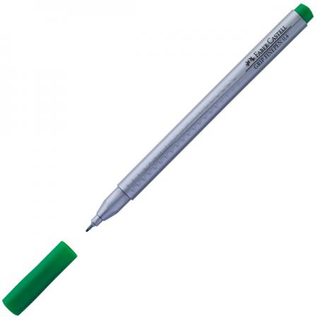 Liner 0.4mm olive, FABER-CASTELL Grip