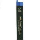 Mina creion 0.7mm HB Super-Polymer 12 buc/set, FABER-CASTELL