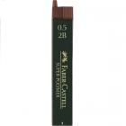 Mina creion 0.5mm 2B Super-Polymer 12 buc/set, FABER-CASTELL