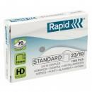 Capse 23/10 1000 buc/cut, RAPID Standard
