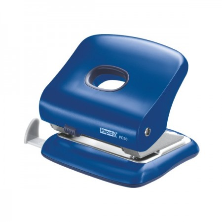 Perforator 30 coli albastru, RAPID FC30