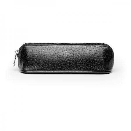 Portofel pentru accesorii cu fermoar mic negru, FABER-CASTELL 1893