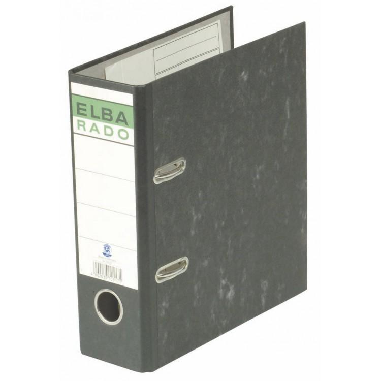 Biblioraft marmorat A5 7.5cm, ELBA