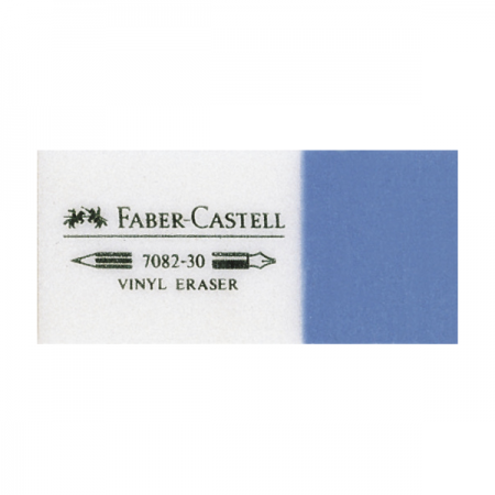 Radiera combinata 41x18.5x11.5mm, FABER-CASTELL 7082