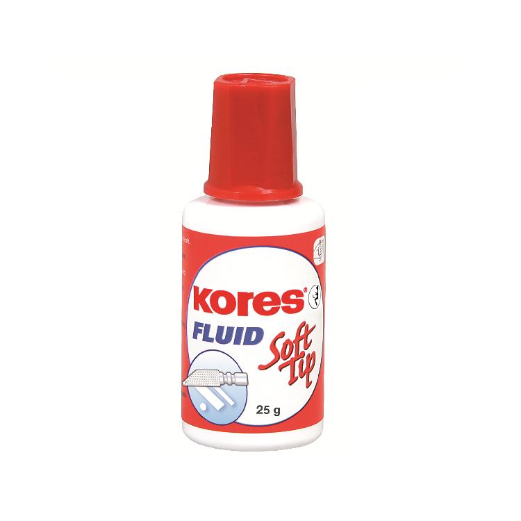 Fluid corector (solvent) cu burete 25g, KORES