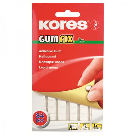 Guma adeziva 50g, KORES Gumfix