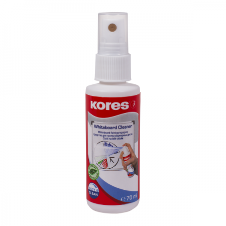 Spray curatare whiteboard 250ml, KORES
