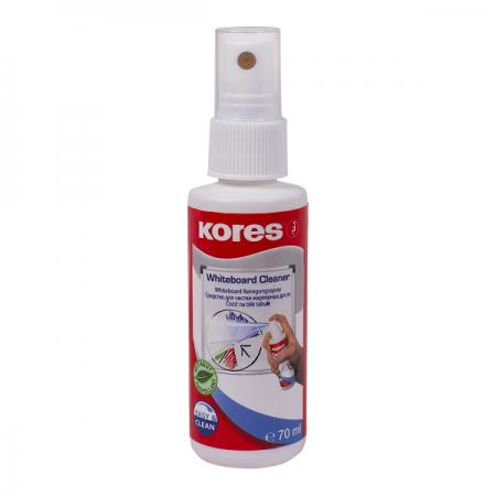 Spray curatare whiteboard 250ml, KORES