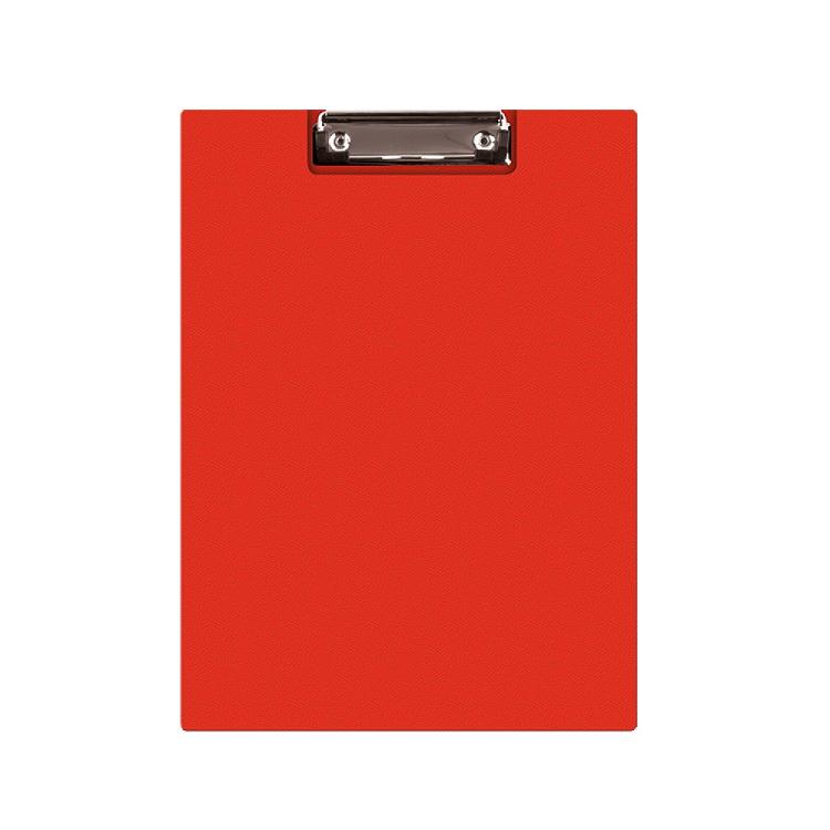 Clipboard simplu PVC diverse culori, DONAU