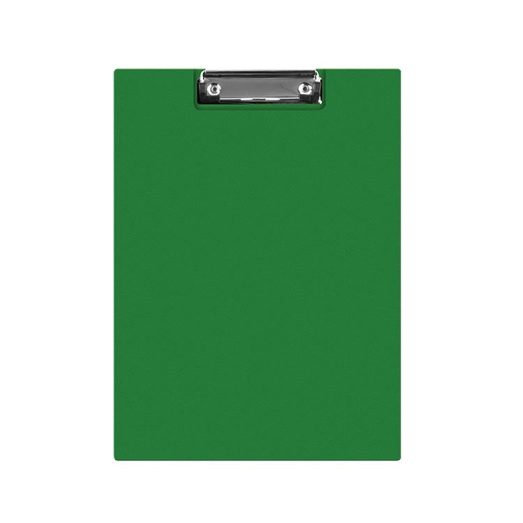 Clipboard dublu PVC diverse culori, DONAU