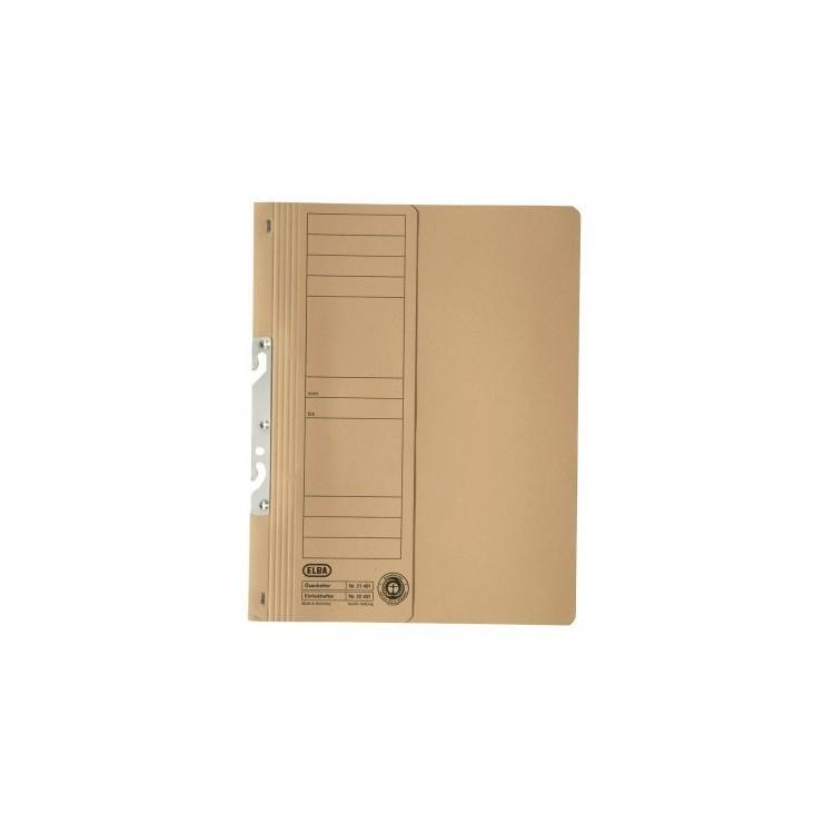 Dosar carton de incopciat 1/2 kraft, ELBA