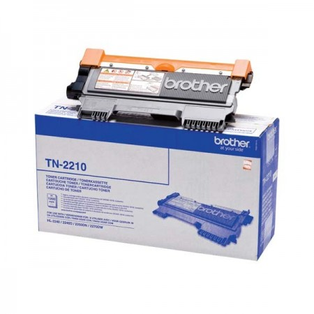 Cartus imprimanta toner black, BROTHER TN-2210