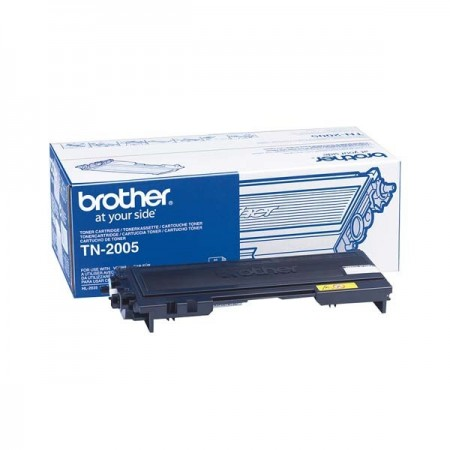 Cartus imprimanta toner black, BROTHER TN-2005