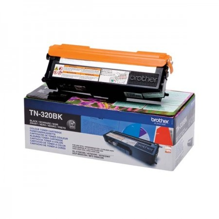 Cartus imprimanta toner black, BROTHER TN-320BK
