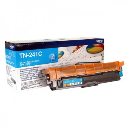 Cartus imprimanta toner cyan, BROTHER TN-241C