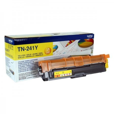 Cartus imprimanta toner yellow, BROTHER TN-241Y