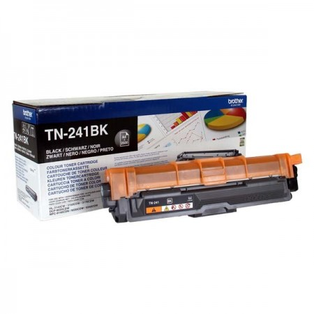 Cartus imprimanta toner black, BROTHER TN-241BK