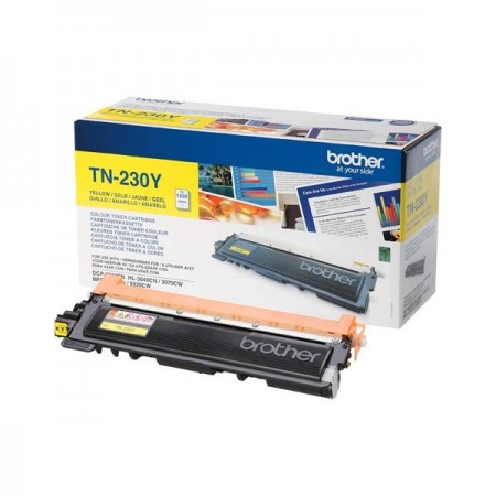 Cartus imprimanta toner yellow, BROTHER TN-230Y