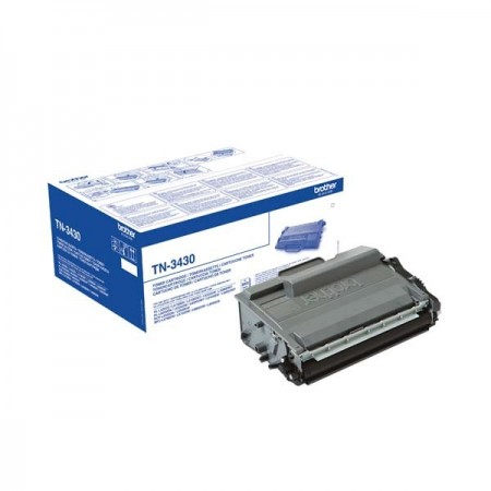 Cartus imprimanta toner black, BROTHER TN-3430