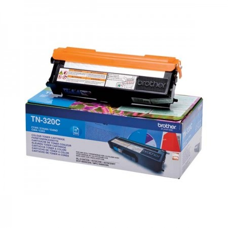 Cartus imprimanta toner cyan, BROTHER TN-320C