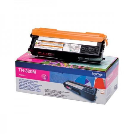 Cartus imprimanta toner magenta, BROTHER TN-320M