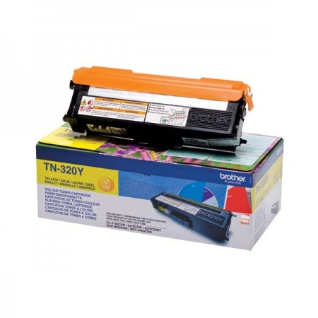 Cartus imprimanta toner yellow, BROTHER TN-320Y