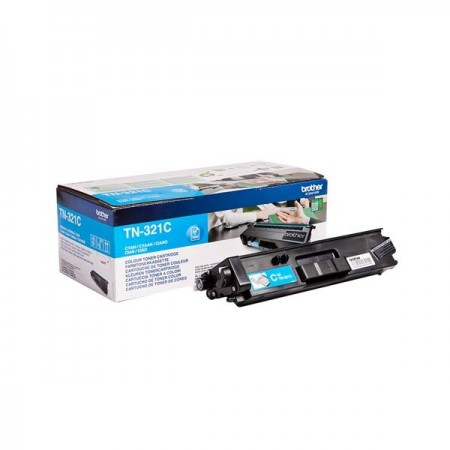 Cartus imprimanta toner cyan, BROTHER TN-321C