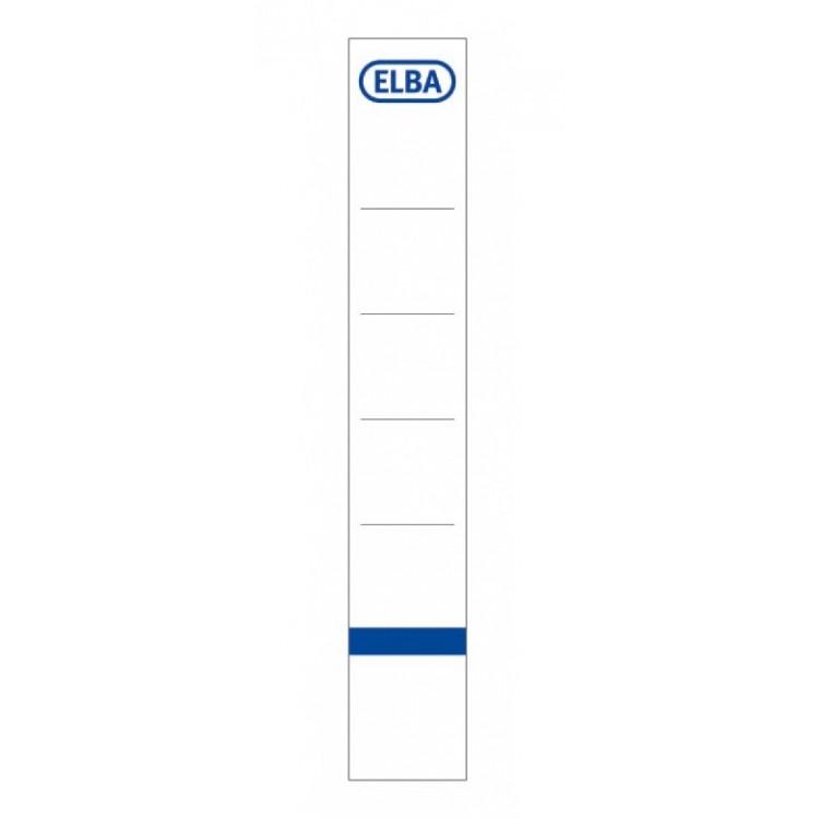 Eticheta biblioraft 5cm 10 buc/set, ELBA