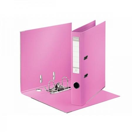 Biblioraft dublu plastifiat 5cm violet, ESSELTE Standard