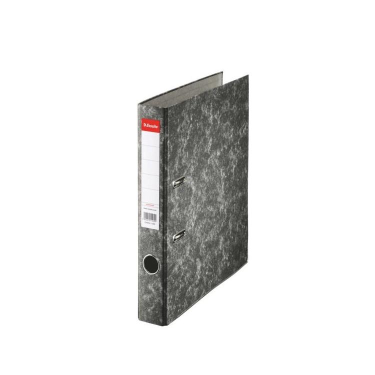 Biblioraft marmorat 5cm, ESSELTE