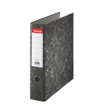 Biblioraft marmorat 7.5cm, ESSELTE