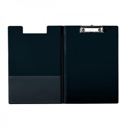 Clipboard dublu PP negru, ESSELTE